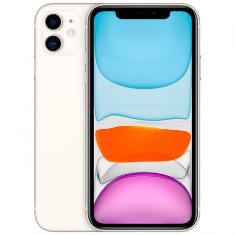 Apple iPhone 11 256GB White (Белый) Dual Sim (Две сим карты)