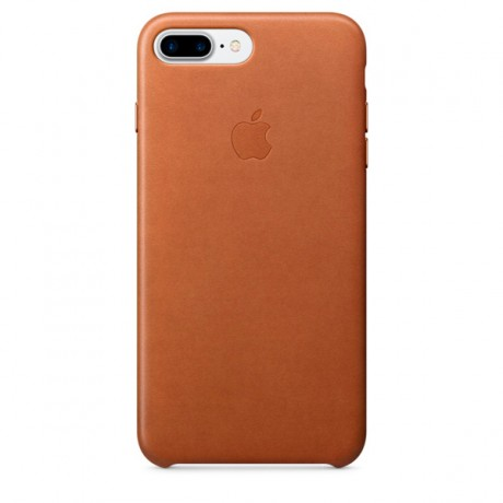 Чехол для iPhone Apple iPhone 7/8 Plus Leather Case Sadd.Brown (MMYF2ZM/A)