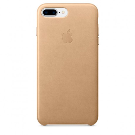 Чехол для iPhone Apple iPhone 7/8 Plus Leather Case Tan (MMYL2ZM/A)