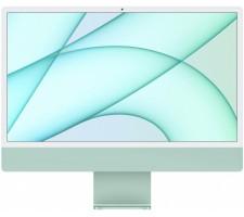 """Apple iMac 24"""" Retina 4,5K, M1 (7-core GPU), 8 ГБ, 256 ГБ (зеленый)"""