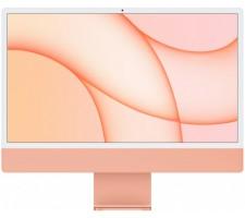 "Apple iMac 24"" Retina 4,5K, M1 (8-core GPU), 8 ГБ, 256 ГБ (оранжевый)"
