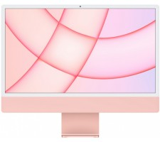 "Apple iMac 24"" Retina 4,5K, M1 (8-core GPU), 8 ГБ, 256 ГБ (розовый)"