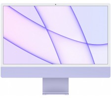 "Apple iMac 24"" Retina 4,5K, M1 (8-core GPU), 8 ГБ, 512 ГБ (фиолетовый)"