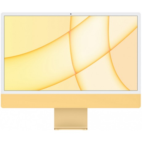 "Apple iMac 24"" Retina 4,5K, M1 (8-core GPU), 8 ГБ, 512 ГБ (желтый)"