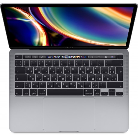 "Apple MacBook Pro 13"" QC i5 1,4 ГГц, 8 ГБ, 256 ГБ SSD, Iris Plus 645, Touch Bar, «серый космос» (MXK32) (2020)"