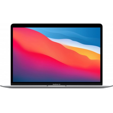 "Apple MacBook Air 13"" Apple M1, 8 Гб, 256 Гб (серебристый)"