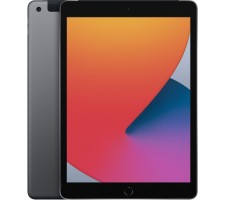 Apple iPad 10.2 Wi-Fi + Cellular 32Gb 2020 Space gray (Серый космос)