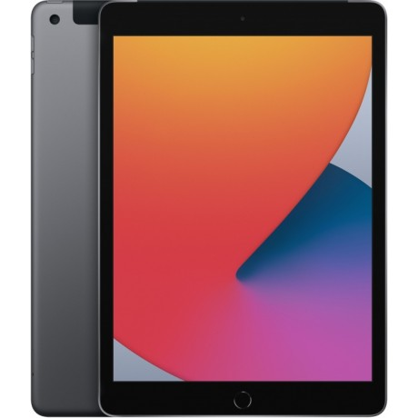 Apple iPad 10.2 Wi-Fi + Cellular 32Gb 2020 Space gray (Серый космос)