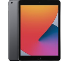 Apple iPad 10.2 Wi-Fi 128Gb 2020 Space gray (Серый космос)