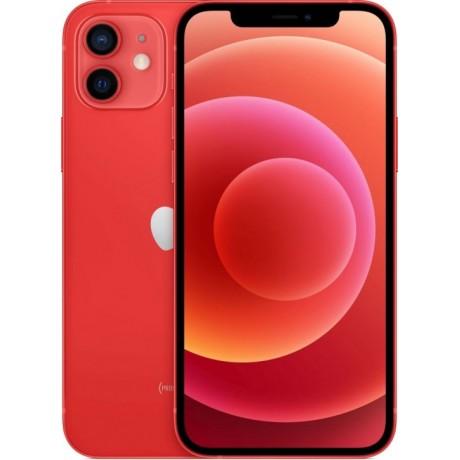 Apple iPhone 12 64GB (2 sim-карты) (красный)