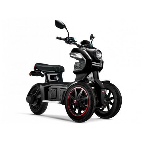 Электробайк Doohan iTank 4200W (черный)