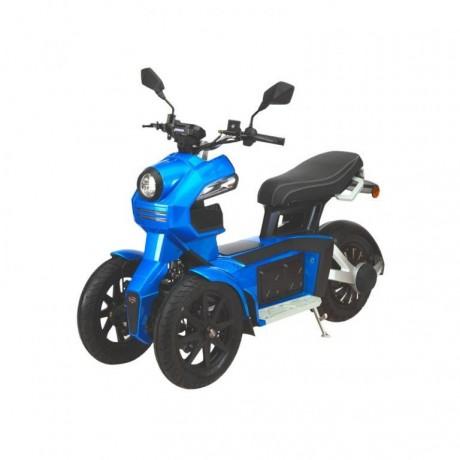 Электробайк Doohan iTank 4200W (синий)