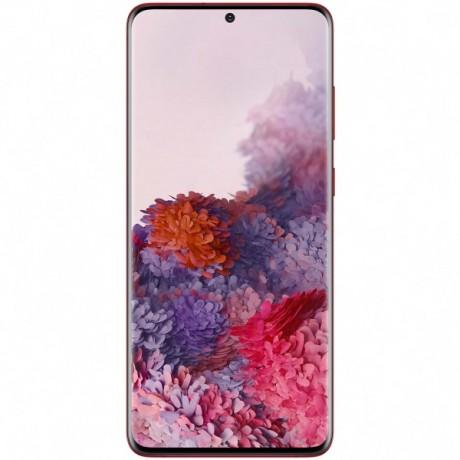 Samsung Galaxy S20 Red (Красный)  фото
