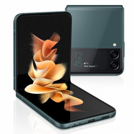 Samsung Galaxy Z Flip3 5G 8/128GB зеленый фото
