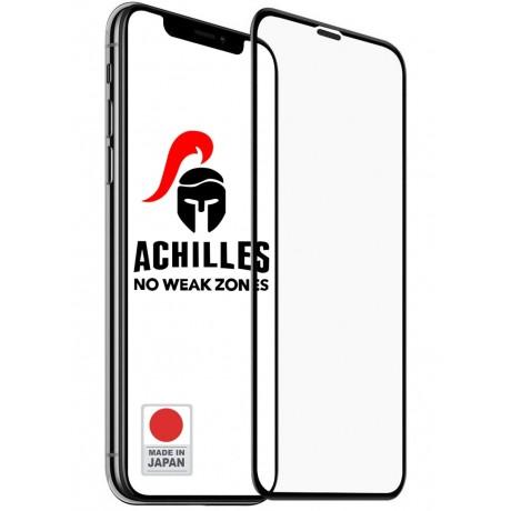 Защитное стекло для iPhone 11 Pro Premium 5D ACHILLES, Черное