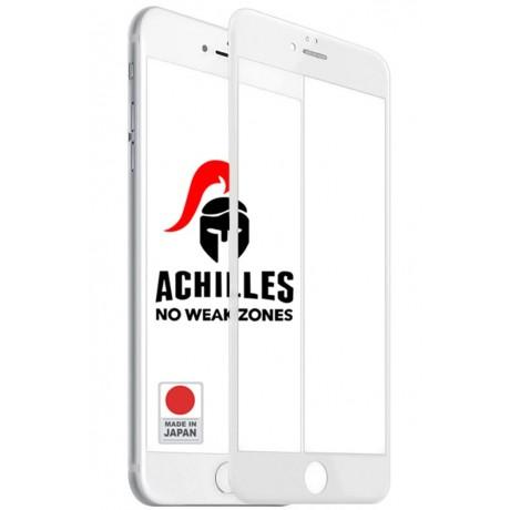 Защитное стекло для iPhone 7 Plus Premium 5D ACHILLES, Белое