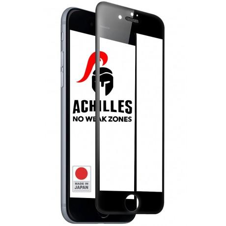 Защитное стекло для iPhone 8 Plus Premium 5D ACHILLES, Черное