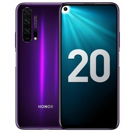Honor 20 Pro 8/256GB (Мерцающий черно-фиолетовый)