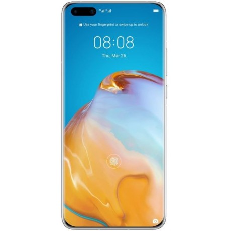 Huawei P40 Pro 8/256GB (Мерцающий серебристый)