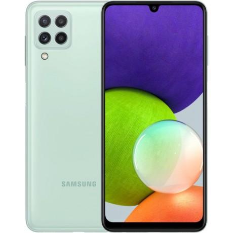 Samsung Galaxy A22 4/128GB мятный фото