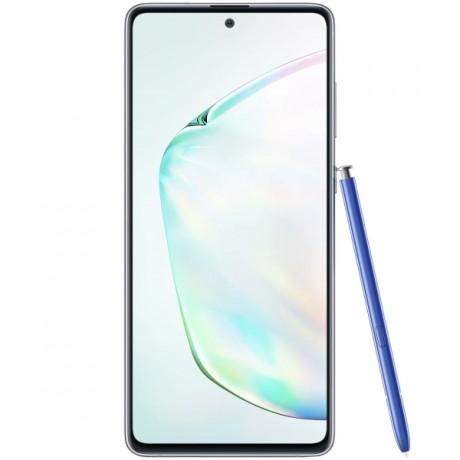 Samsung Galaxy Note10 Lite (белый/синий) (SM-N770F/DSM)
