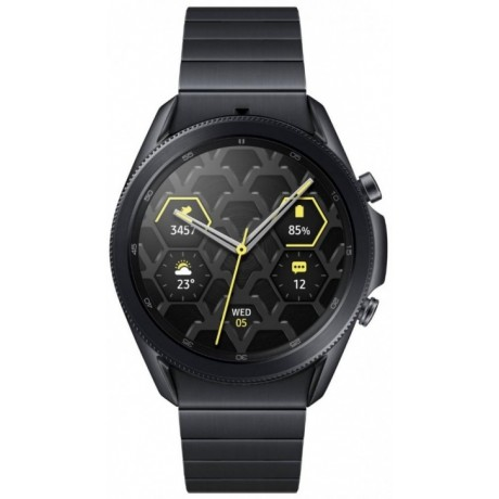 Samsung Galaxy Watch 3 45 мм (черный титан)