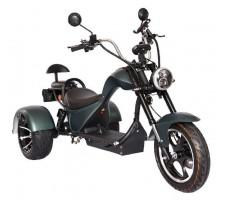 Электробайк Skyboard Trike Chopper-2000
