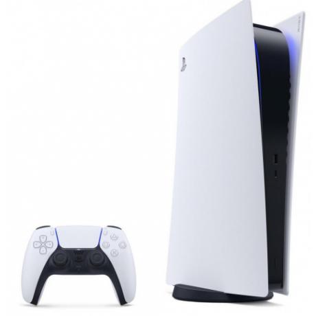 Игровая приставка Sony PlayStation 5 Digital Edition фото