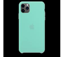 Силиконовый чехол для Apple iPhone 11 Pro Silicone Case (морская пена)