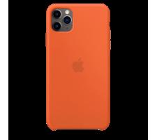 Силиконовый чехол для Apple iPhone 11 Pro Silicone Case (витамин C)