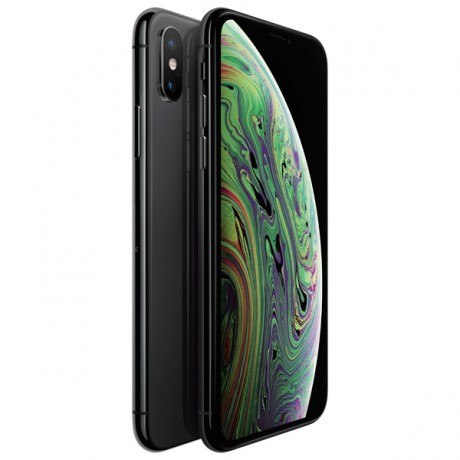 "Apple iPhone XS Max 64GB Space Gray (Серый Космос) ""ДВЕ СИМ-КАРТЫ"""
