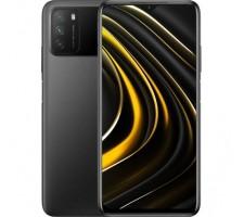 Xiaomi Poco M3 128GB/4GB Black (Черный)