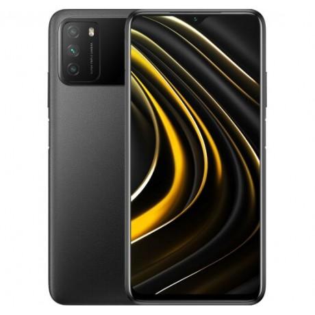 Xiaomi Poco M3 64GB/4GB Black (Черный)