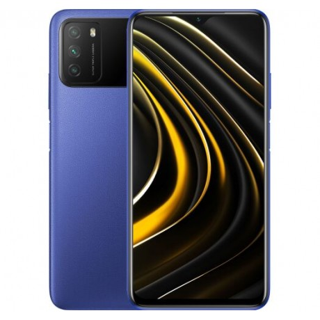 Xiaomi Poco M3 128GB/4GB Blue (Синий) фото