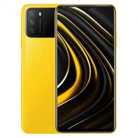 Xiaomi Poco M3 128GB/4GB  Yellow (Желтый)