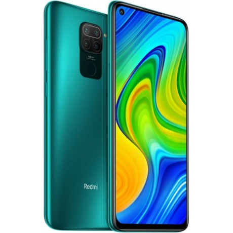 Xiaomi Redmi Note 9 3/64GB (Зеленый)